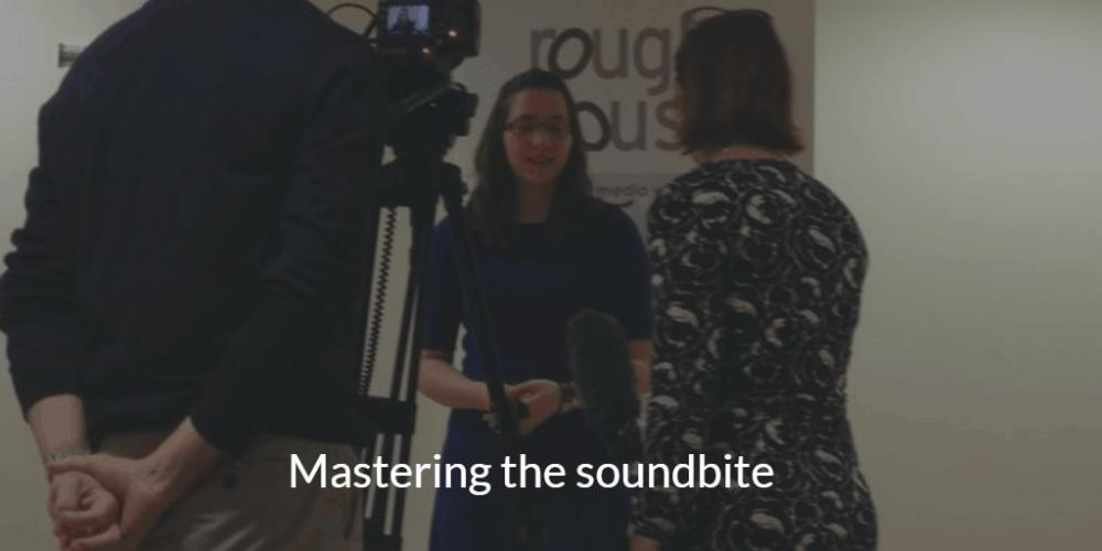 Mastering the soundbite interview